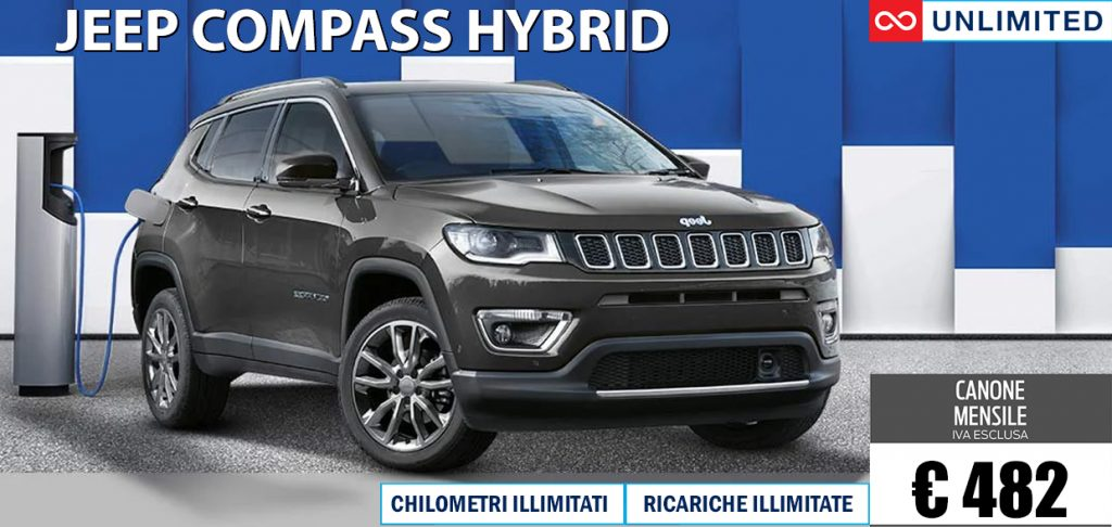 JEEP COMPASS UNLIMITED